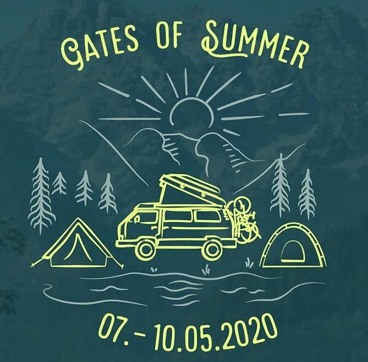 Gates of Summer 2020 Logo