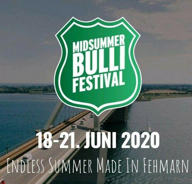 Midsummer Bulli Festival 2020 Logo