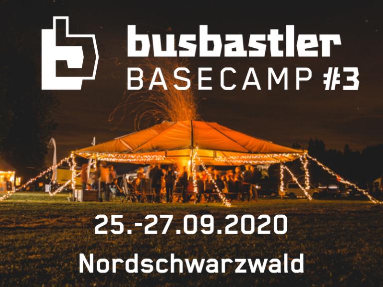 Busbastler Basecamp 2020