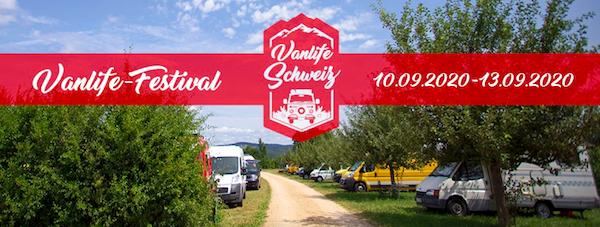 Vanlife Festival Schweiz 2020
