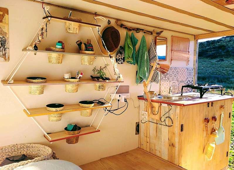 Innenverkleidung Wohnmobil Beispiel 2